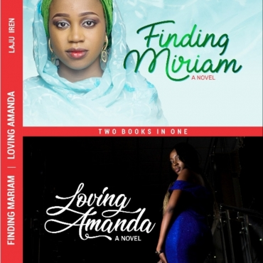 Pre-Order Two-in-One book, Loving Amanda+Finding Miriam